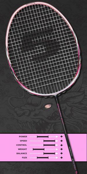 Best badminton speed racket